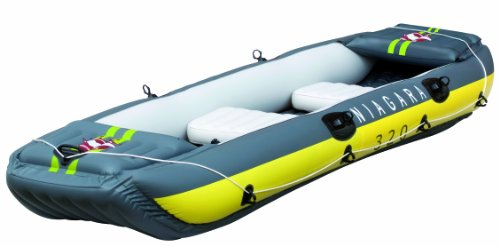 Friedola Schlauchboot Niagara 320, olive, 320 x 100 x 76 cm