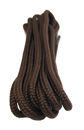 Timberland Replacement Hiker Round Laces  Brown   44  112cm   Eyelets 6x2