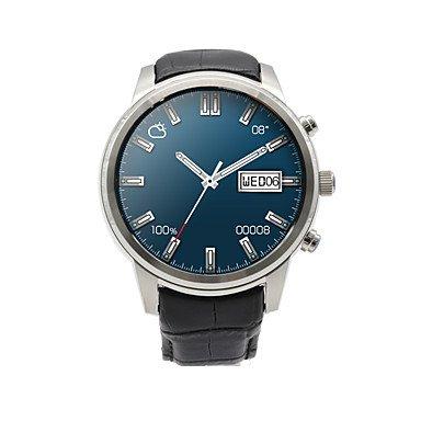Meet Global Supermarket-Smartwatches@Multifunction Smart Bracelet /Smart Watch/Bluetooth 4.0/GPS/SIM TF Card Heart Rate Monitor Clock , black