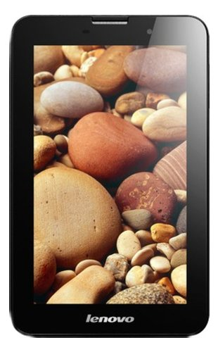 Lenovo A3000 Tablet (WiFi, 3G, Voice Calling), Black