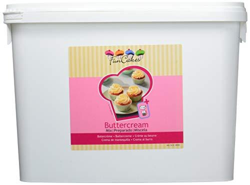 FunCakes Mix für Buttercreme, 4500 g