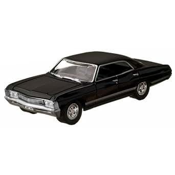 Greenlight Hollywood Supernatural - 1967 Chevrolet Impala Sport Sedan 1:64 Scale