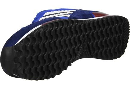 adidas Zx 750, Scarpe da Ginnastica Uomo blu bianco