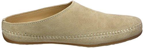 Haflinger Unisex-Erwachsene Softino Pantoffeln Beige (Beige)