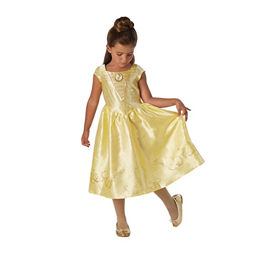 Disney Belle Fancy Dress Kostüm - Rubie's Kostüm, Belle, Disneys Die Schöne