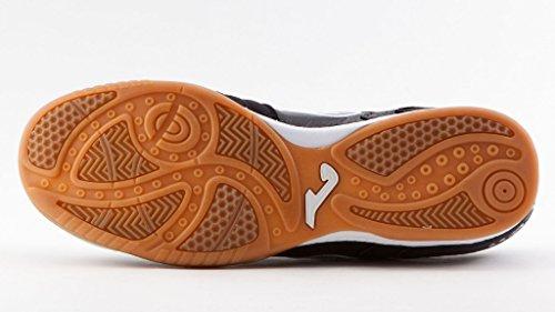 Scarpe da calcetto JOMA TOP FLEX 301 INDOOR NERO / BIANCO Nera-bianca