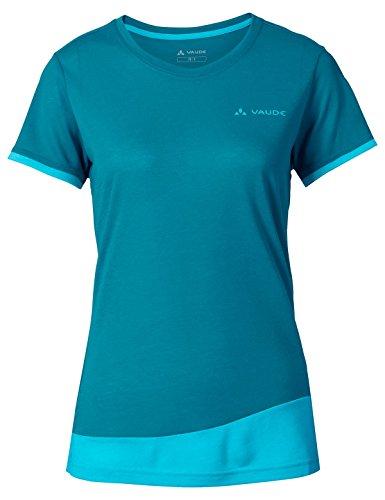 VAUDE Damen Women's Sveit T-Shirt, Alpine Lake, 42