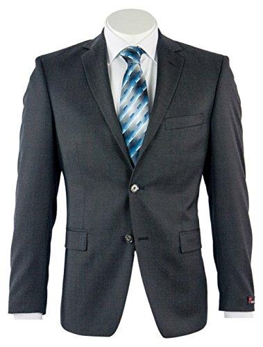 Michaelax-Fashion-Trade -  Abito  - Basic - Maniche lunghe  - Uomo Anthrazit (35)