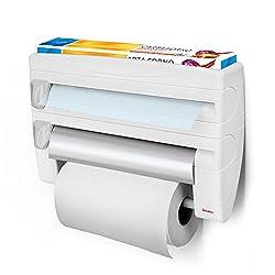 Metaltex 254410 Küchenrollenspender Roll n Roll