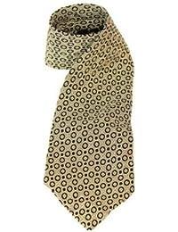 Tifosi - cravate TIFOSI 100 % polyester e et reflets doré Couleur - , Taille - TU