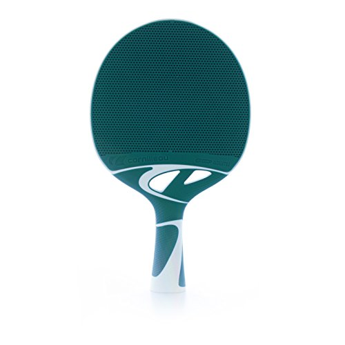 Cornilleau Tacteo 50 Tischtennisschläger, türkis, Einheitsgröße