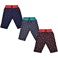 Dove Garments Boy's Regular Fit Capris