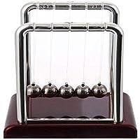 بندول نيوتن الفيزيائي، كرات زينة التوازن، لعبة كلاسيكية لسطح المكتب