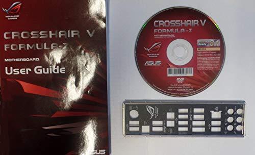 ASUS Crosshair V Formula-Z Handbuch - Blende - Treiber CD