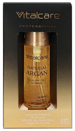 Scheda dettagliata Vitalcare Maschera Imperial argan Luxury Oil 60 ml, Multicolore, Unica