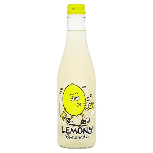 330ml Fairtrade Lemony Lemonade Organic