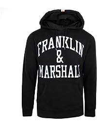 Franklin & Marshall Flmva089xmw16, Sudadera para Hombre
