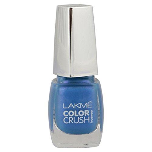 Lakme True Wear Color Crush Nail Color, Shade 49, 9 ml
