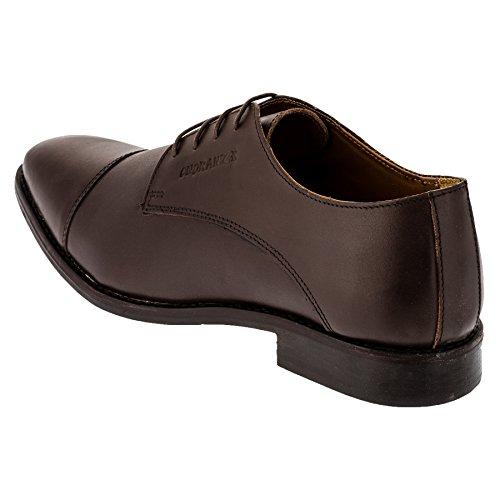 Onoraze , Chaussures de ville à lacets pour homme #153bn Schnürer Braun