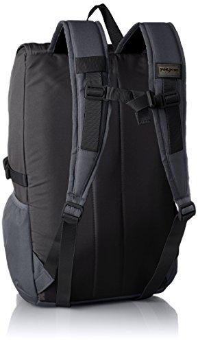 JanSport Hatchet Laptop Backpack(Grey Tar) Image 3