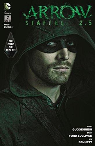 Arrow (Comic zur TV-Serie): Staffel 2.5: Bd. 2