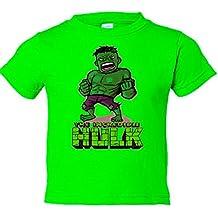 Camiseta niño El increíble Hulk