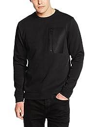 Antony Morato Felpa Chiusa Con Tasca E Zip Sul Petto, Sweat-Shirt Homme