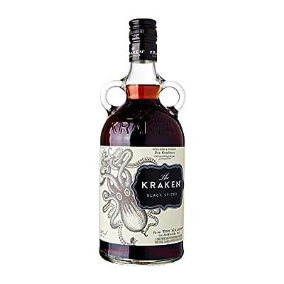 Kraken Black Spiced Rum 70 Cl by Kraken