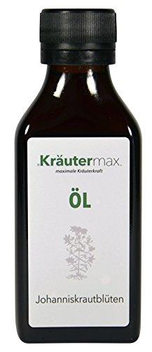 Johanniskraut Öl 100 ml  zur Massage und Körperpflege  Ohne Aluminiumsalze  Ohne Silikonöle...
