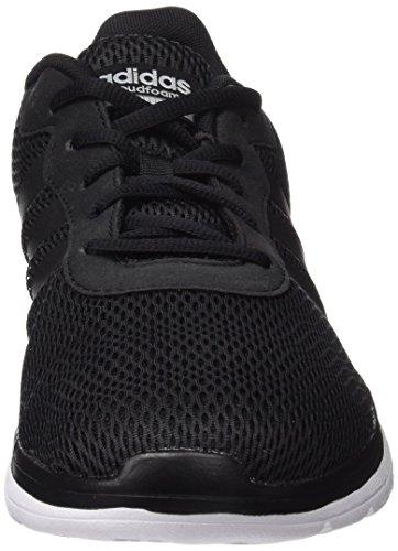 adidas Cloudfoam Speed, Chaussures de Sport Homme Noir / blanc (noir essentiel / noir essentiel / blanc Footwear)