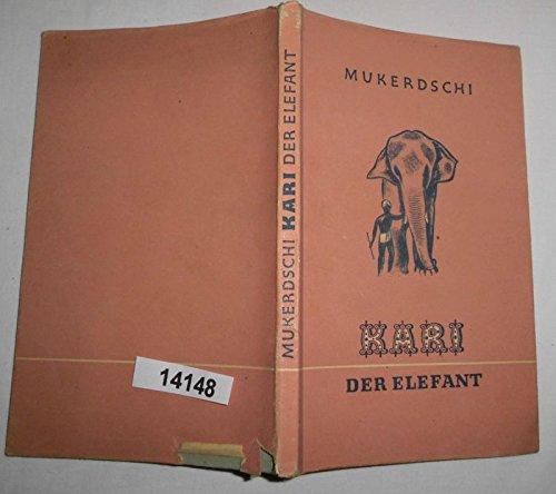 Bestell.Nr. 914148 Kari der Elefant