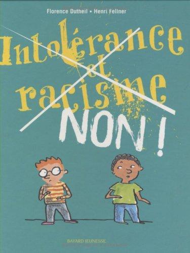 Intolérance et racisme, non ! Numéro 2