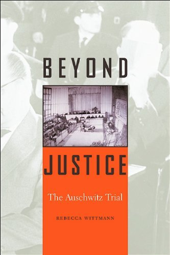 Beyond Justice (English Edition) par  Rebecca Wittmann