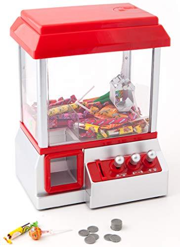 Gizzys 00179 - Macchina acchiappa caramelle Candy Arcade