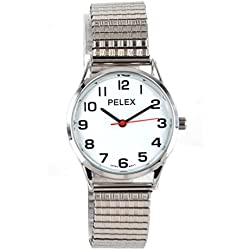 Ladies Expandable Watch Stretchable Watch Retro Expander