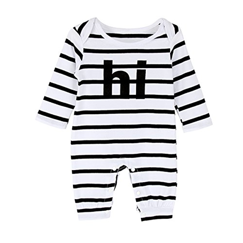 puseky Baby Jungen Mädchen (0-24 Monate) Spieler Strampler 6-12 Monate