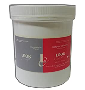 Look Concept - Pot de Gel post-épilatoire INIPIL - 500 ml