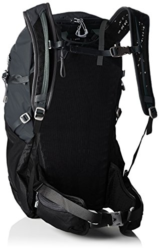 The North Face Unisex Litus 32 Rc Rucksack Asphalt Grey/TNF Black