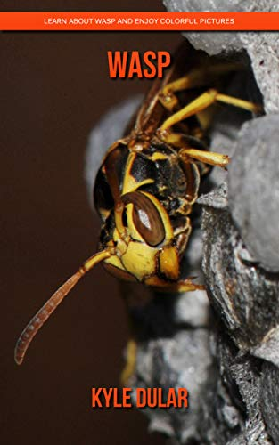 Descargar Wasp! Learn About Wasp and Enjoy Colorful Pictures Epub Gratis