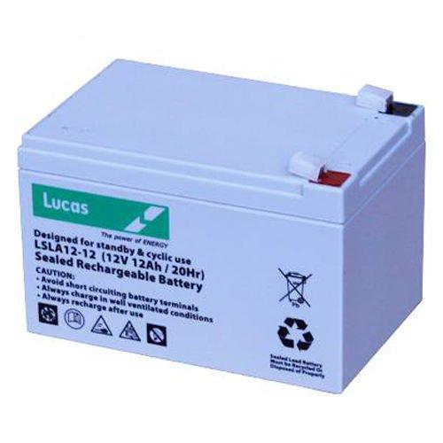 Rollstuhl Roller Batterie (AGM) 12v-12Ah