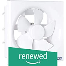 (Renewed) Luminous Exhaust Fan Vento Deluxe 200 mm