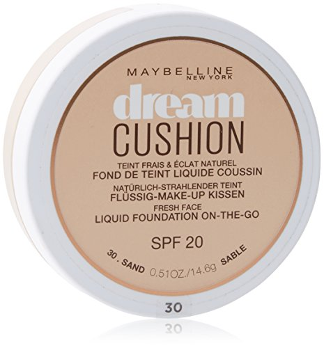 Maybelline DREAM CUSHION FDT NU 30 Sand base maquillaje
