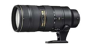 Nikon Obiettivo Nikkor AF-S 70-200 mm f/2.8G ED VR II, Nero [Nital Card: 4 Anni di Garanzia]