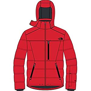 The north face - THE NORTH FACE - Veste Ski Homme - FLOCCUS DOWN JACKET M Rouge - tailles: M