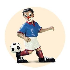 Gilde Clown Trickser blau/rot/weiß SONDERPREIS !!!