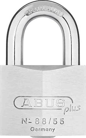 88RK/55 Series ABUS Plus Brass padlock 26380 (26380)