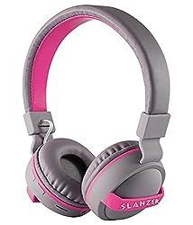 SLANZER SZH BT273 Bluetooth Headset with High bass sound quality