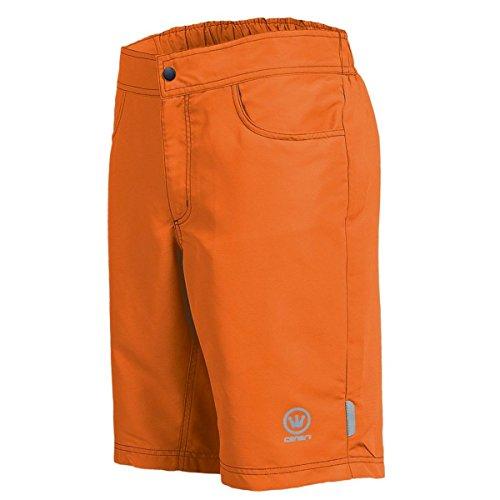 Canari Herren Radhose Paramount Baggy, Herren, Orange,