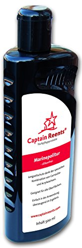 Marinepolitur / Marine Politur / Marine Polish - Silikonfrei- natürlich von Captain Reents
