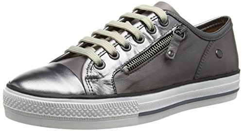 Moda in Pelle Fianntas, Sneakers Basses Femme